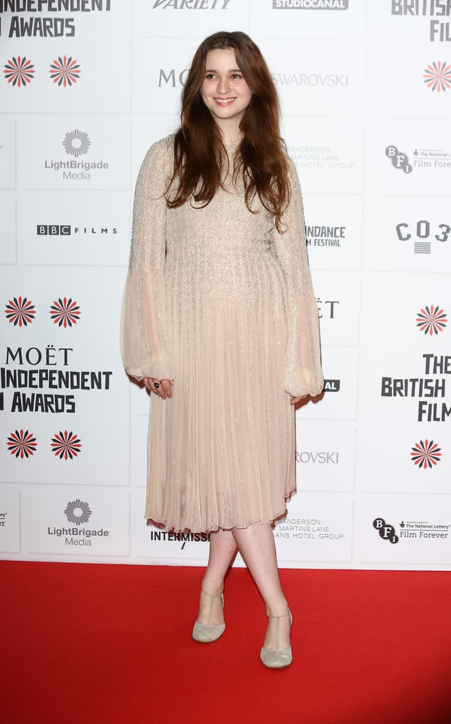 Her upcoming film, in which she plays the lead, could be Alice's biggest. Beautiful Creatures is pegged to be the new Twilight — only in that it will gain a cult following and shoot its stars into the Hollywood stratosphere. It stars big-note actors like Jeremy Irons, Emma Thompson and Emmy Rossum, and Alice's character is a mysterious girl with supernatural powers. Watch the trailer here!
