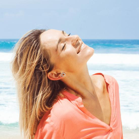 Get Summer Hair Highlights the Natural Way