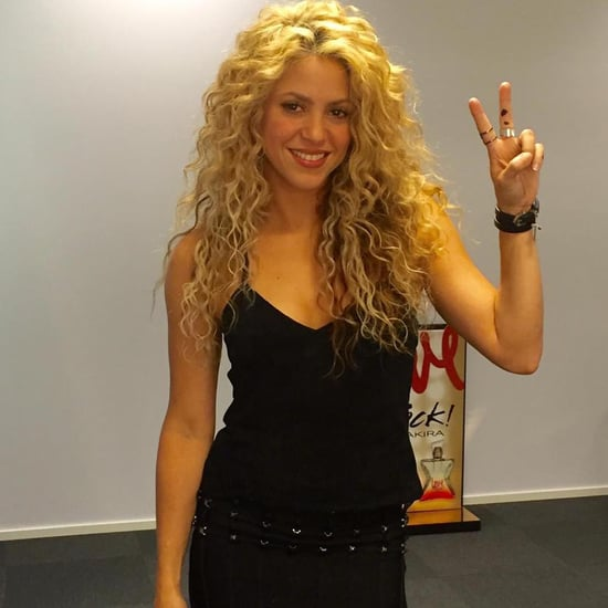 "Shakira's Song ""Try Everything"" For Disney's Movie Zootopia"