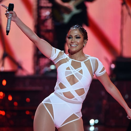 Jennifer Lopez at iHeartRadio Music Festival in Vegas 2015