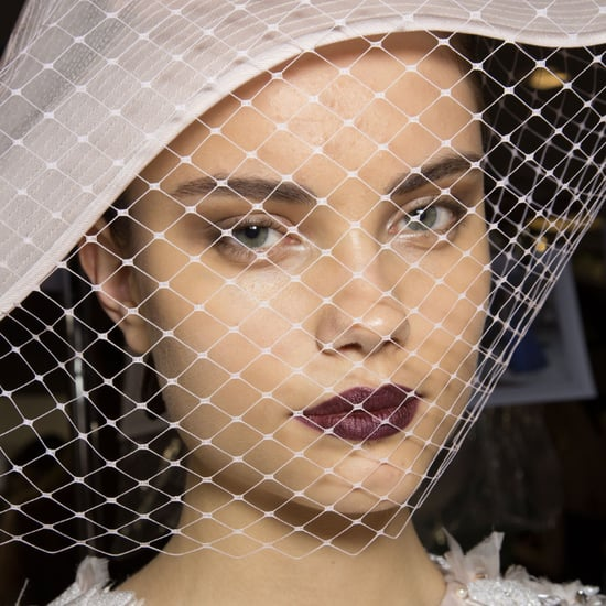 Hair and Makeup at Haute Couture Fashion Week Fall 2014