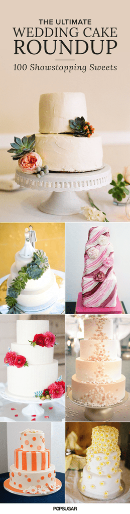 The Ultimate Wedding Cake Roundup: 100 Showstopping Sweets