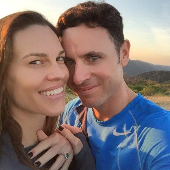 Hilary Swank Engaged to Ruben Torres
