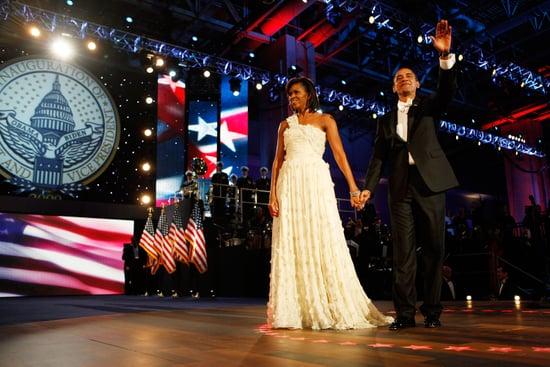 Michelle Obama in Jason Wu