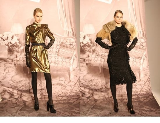 Lanvin Pre-Fall 2009 Collection
