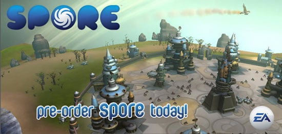 PC Users Can Download 99 Percent of Spore Today!