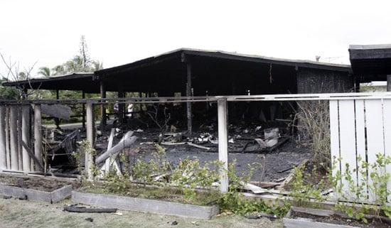 Sugar Bits - Evangeline's House Burns Down
