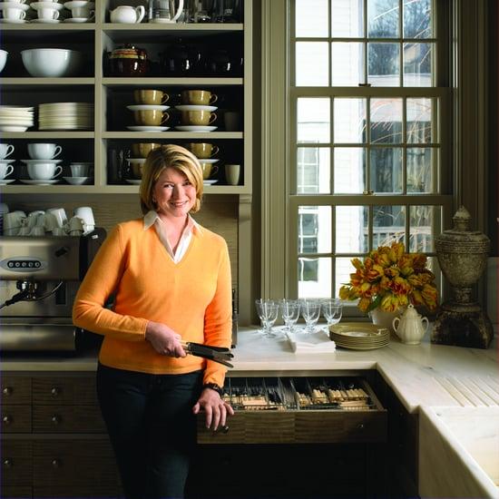 Martha Stewart's Kitchen Tips