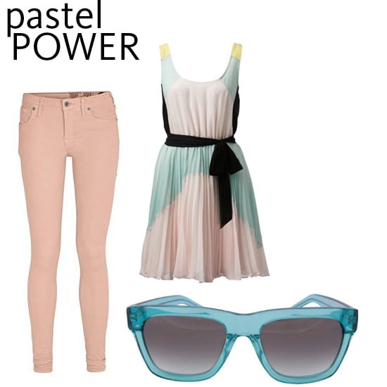 Work the Pastel Colour Trend For Winter: What to Buy and How to Wear