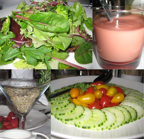 Set the Table With Salad