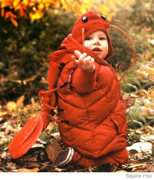 Simple Homemade Costumes for Kids