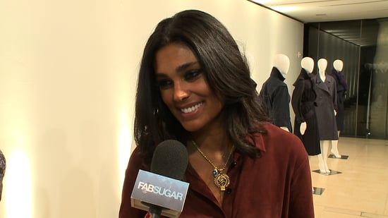 Rachel Roy Designer Interview at Fall 2011 New York Fashion Week