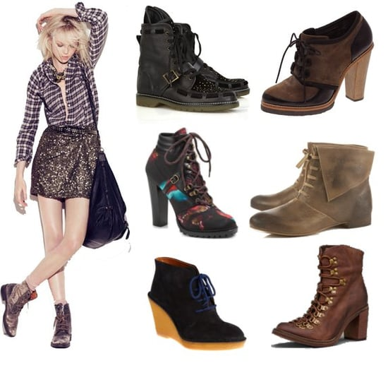Fall 2010 Boot Trend