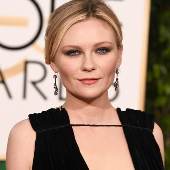 Kirsten Dunst's Dress at the Golden Globes 2016