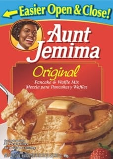 Two Food Recalls: Aunt Jemima Pancake and Waffle Mix, and Stop and Shop Chicken