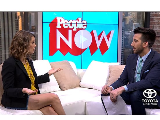 WATCH: Ashley Williams on Being Shiri Appleby's 'Last Minute' Doula: I Told Her 'I'm At a Hotel Bar - I'll Be There in Five Minu