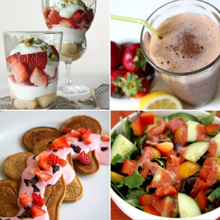 19 Indulgent (and Healthy!) Strawberry Recipes