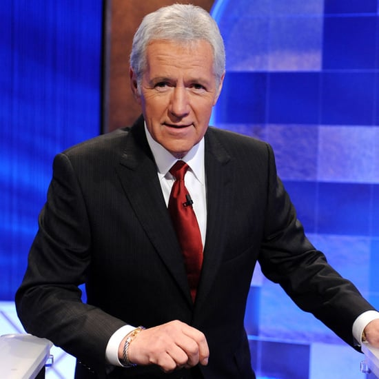Alex Trebek Reading Sexy Song Lyrics on Jeopardy