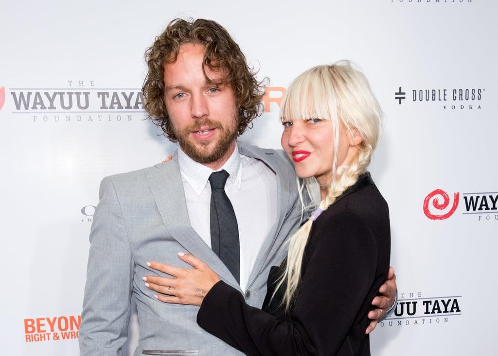 Sia and Erik Anders Lang