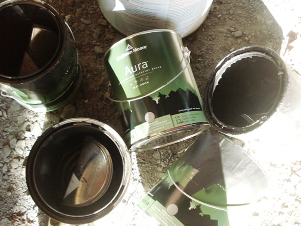 Casa Quickie Recycling Paint Cans POPSUGAR Home