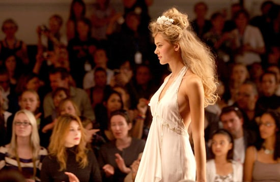 London Fashion Week: Caroline Charles Spring 2009