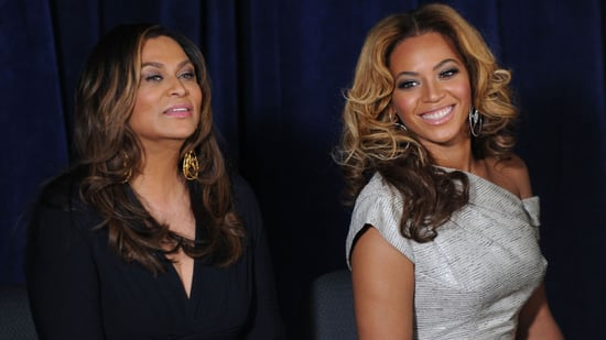 Tina Knowles Says Beyonce 'Maybe Wasn't So Excited' About Her Wedding Dress