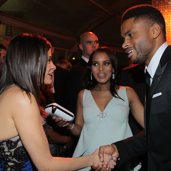 Kerry Washington and Nnamdi Asomugha Seen Together