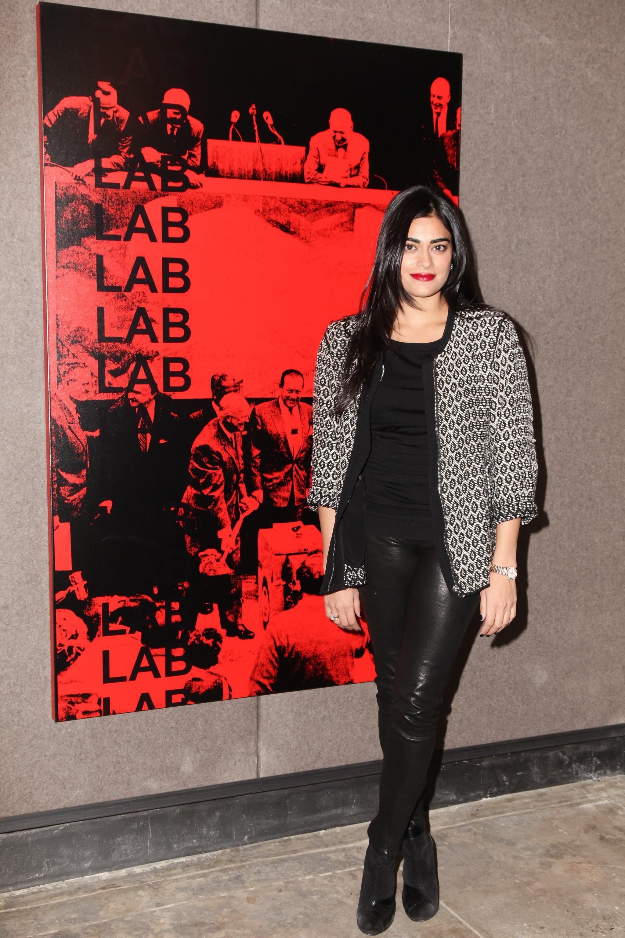 Prerna Balani helped Chopard host an advanced screening of Diana.