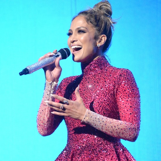 How to Get Jennifer Lopez's American Music Awards Topknot