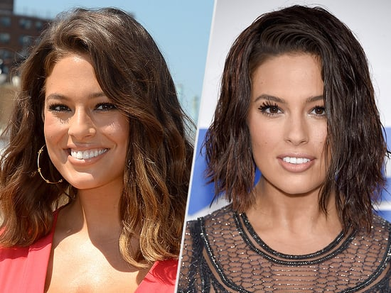 Ashley Graham Chops Off Her Hair for the VMAs