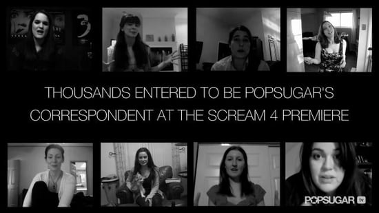Video of Scream 4 Fan Contest Winner