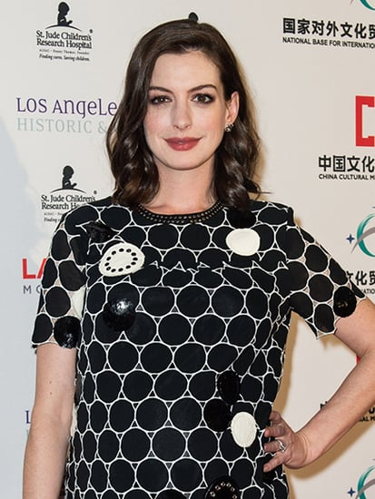 New Mom Anne Hathaway Likes Making Family-Friendly Movies - but 'I've Always Wanted to Be in a Quentin Tarantino Film'