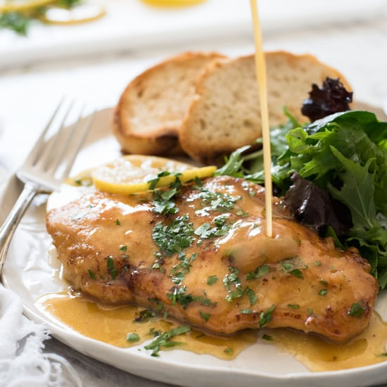Honey Lemon Chicken Recipe