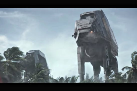 New Star Wars 'Rogue One' Trailer Debuts