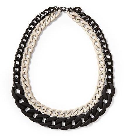 Sabine Chain Link Necklace