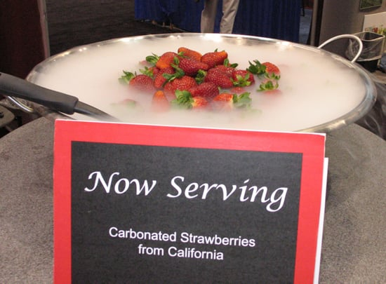 Make Your Strawberries Pop & Fizz For the 4th of July