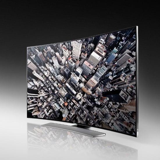 Samsung Curved TV 2014