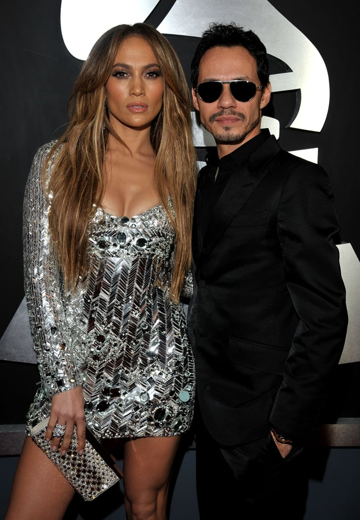22. J Lo and Marc Split