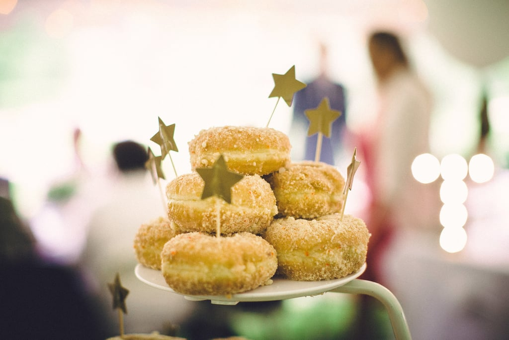 Have an Early Wedding to Save on Food