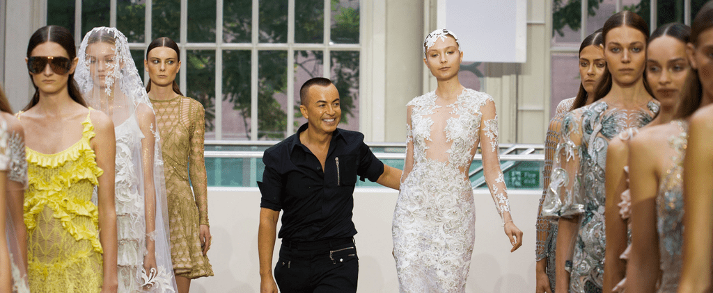Something Old, New, Blue, and Something Very Expensive From Julien Macdonald