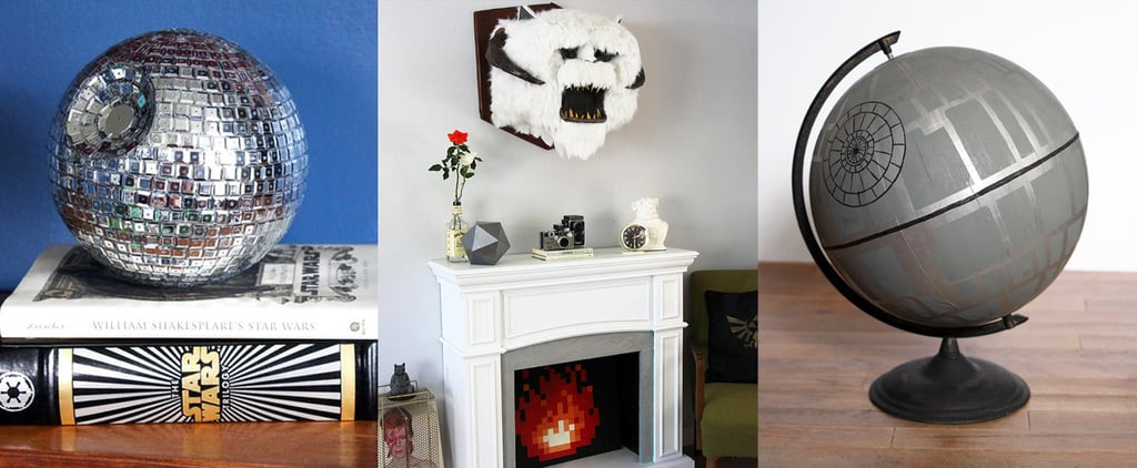 6 Star Wars DIYs For a Home That's Far From Boring
