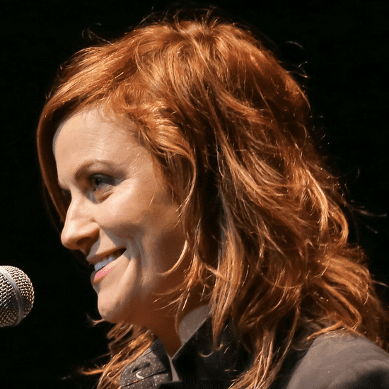 Amy Poehler's Red Hair | 2015