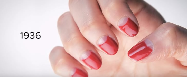You Have to See How Nail Trends Have Evolved in the Last Century
