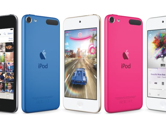 Apple Just Unveiled A New iPod -- Remember Those?