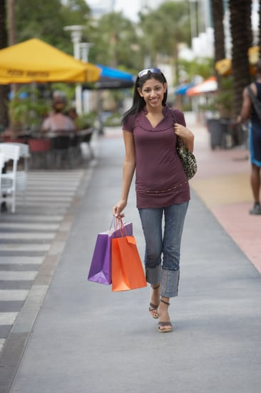 Spring Fit Tip: Park and Shop