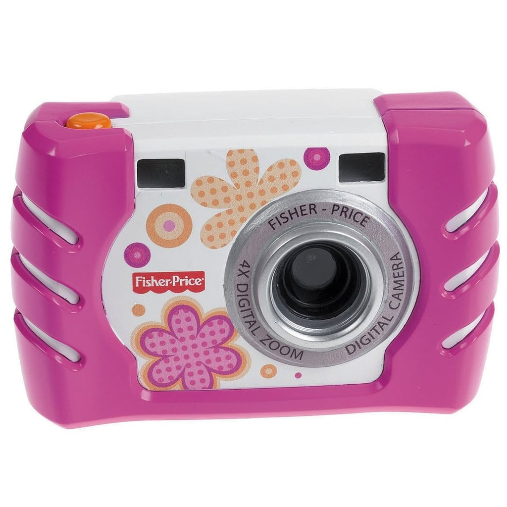 Fisher-Price Kid-Tough Digital Camera ($40)