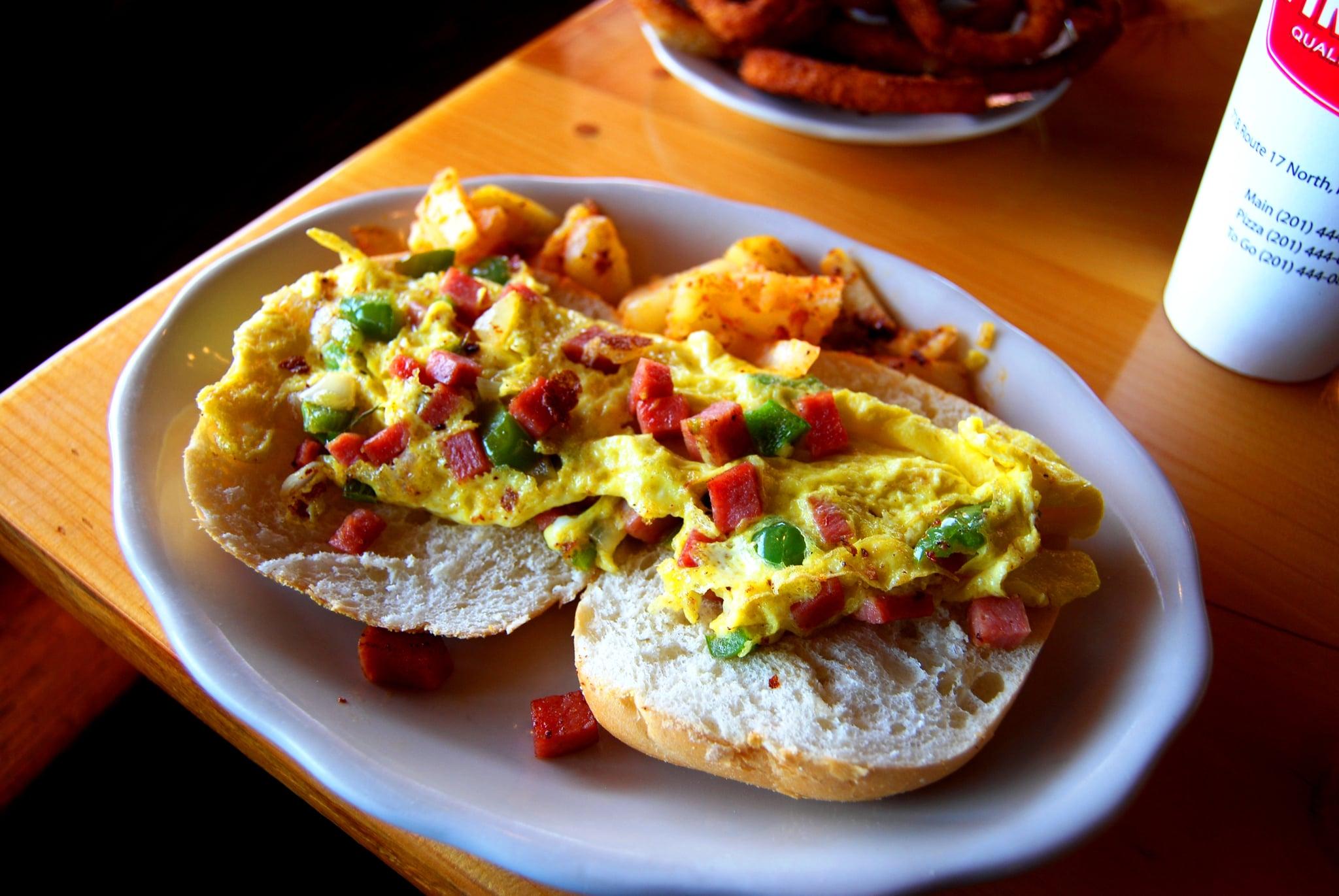 Colorado: Western or Denver Sandwich