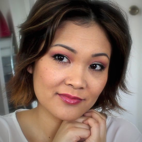 How to Wear Pink Eyeshadow   Video