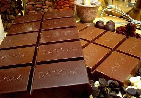 Dark Chocolate, Yummy in the Tummy!