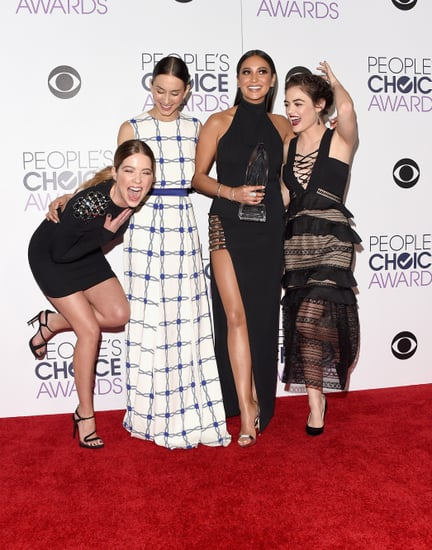 Best Pictures From the People's Choice Awards 2016